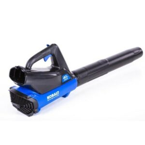 Kobalt Battery Operated Blower